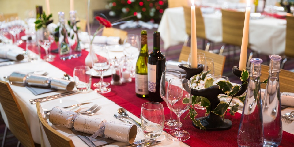 christmas party bookings oxford